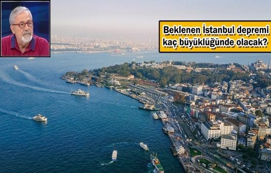 İstanbul depremi için ürküten açıklama!