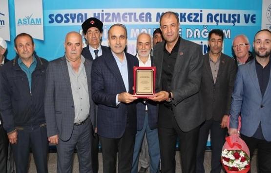 Arnavutköy Sosyal Hizmetler Merkezi açıldı!