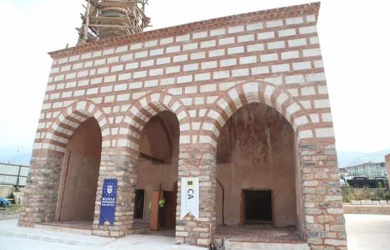 Bursa Kefesüzen Camii ibadete açıldı!