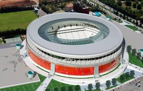 Antalya Arena'ya gecikme cezası!