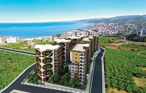 Casa Marie Trabzon daire fiyatları 2017!