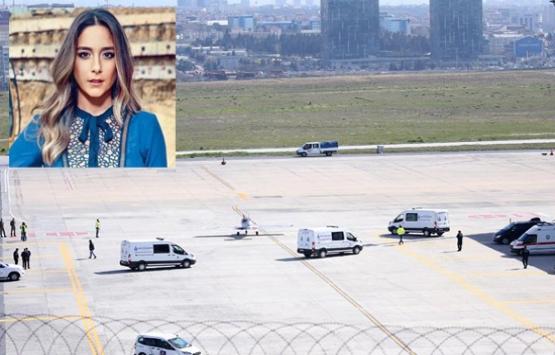 Mina Başaran'ın cenazesi Türkiye'ye getirildi!