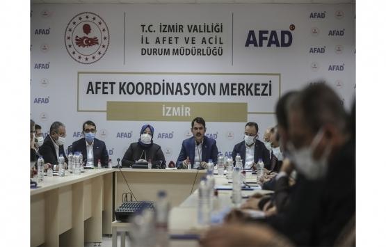 İzmir'de 141 bin bağımsız bölümün hasar tespit çalışmaları tamamlandı!