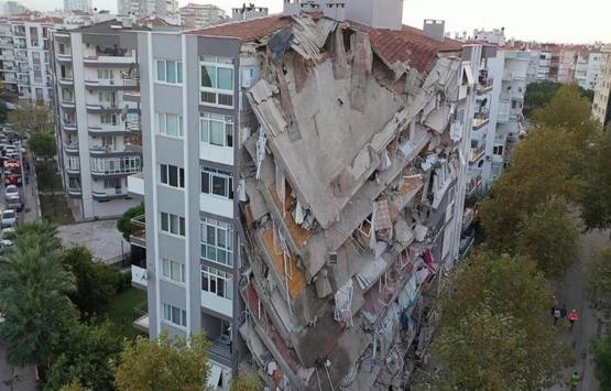 İzmir'de yıkılan 71 binada çalışmalar başladı!