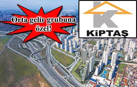 KİPTAŞ'tan Bahçeşehir'e 1.000