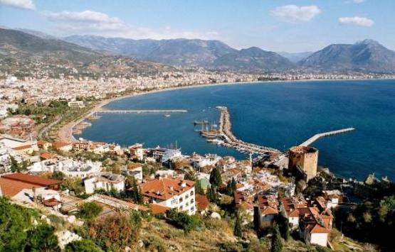 Antalya'da 3.6 milyon