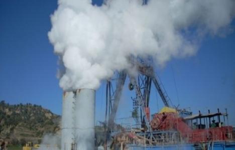 Nevşehir'de 5 jeotermal