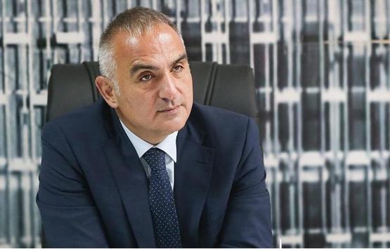 Mehmet Nuri Ersoy: Yanan ormanlarda yapılaşma mümkün değil!