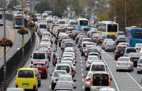Boğaziçi Üniversitesi Trafik