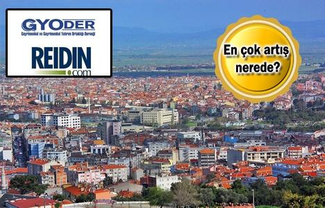 Konut fiyatları Türkiye genelinde yüzde 1.07 arttı!