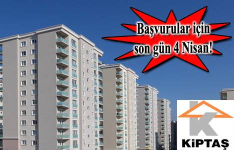 Kiptaş Hadımköy 3. etap 18 Mart'ta satışta!