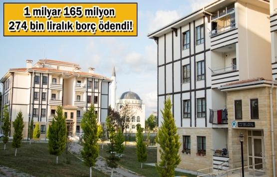 TOKİ'nin indirim kampanyasından 19 bin 370 kişi faydalandı!