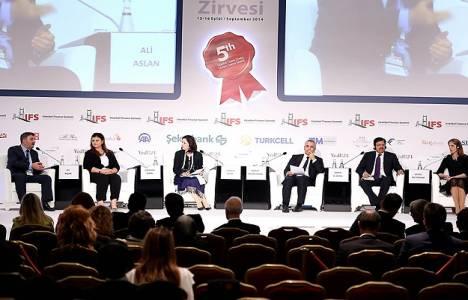 5. İstanbul Finans Zirvesi sona erdi!
