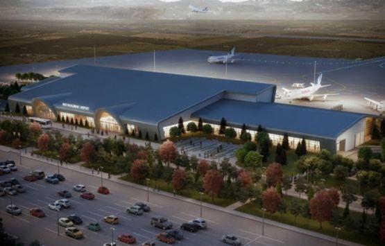 Muş Havalimanı Ekim'de tamam!
