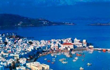 Satılık Yunan adalarındaki