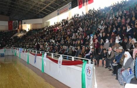 TOKİ Diyarbakır projesindeki 800 eve 10 bin kişi başvurdu!