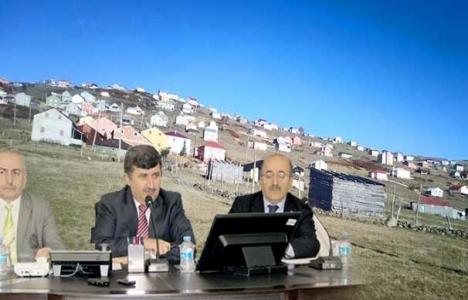 Trabzon yaylalarında kaçak