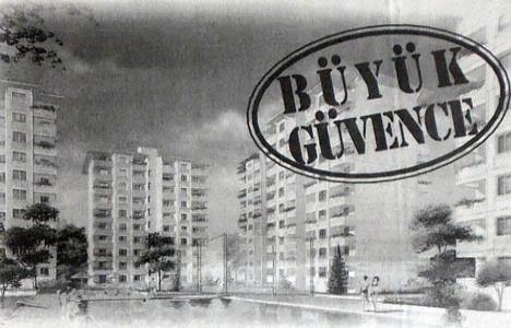 1995 yılında Ekinoba Konutları satışa sunulmuş!