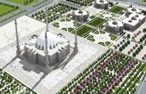 İnguşetya'ya Avrupa'nın en büyük camisi inşa edilecek!