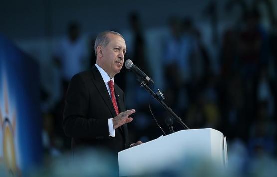 Cumhurbaşkanı Erdoğan: Biz yaparız, siz hayal bile edemezsiniz!
