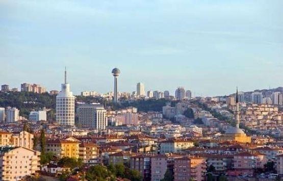 Ankara'da 158.5 milyon