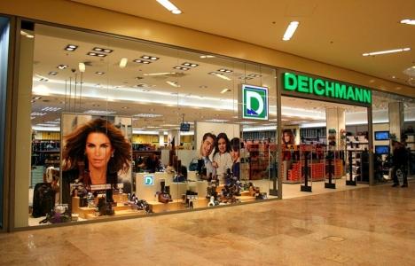 Deichmann mağaza sayısını