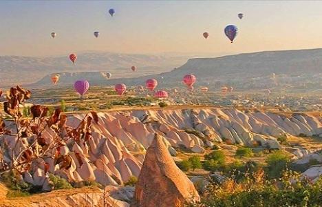 Kapadokya bölgesi Çin'de tanıtıldı!