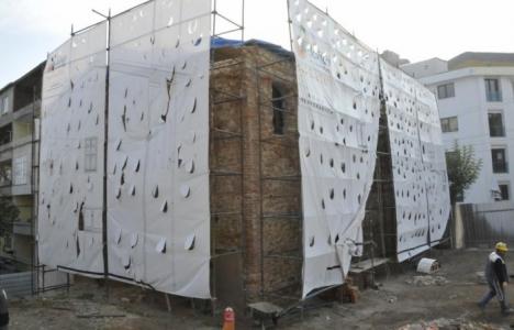 Darıca İskoliye Mektebi ve Tekel Binası restorasyonu devam ediyor!