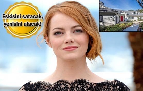 Emma Stone Los Angeles'taki evini 3.9 milyon dolara satıyor!