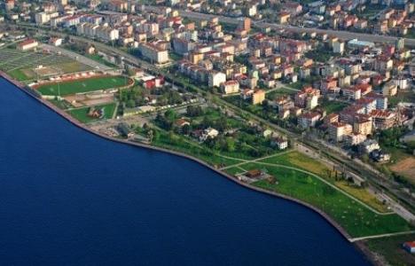 Kocaeli Körfez'de 15.8 milyon TL'ye satılık 4 dükkan!