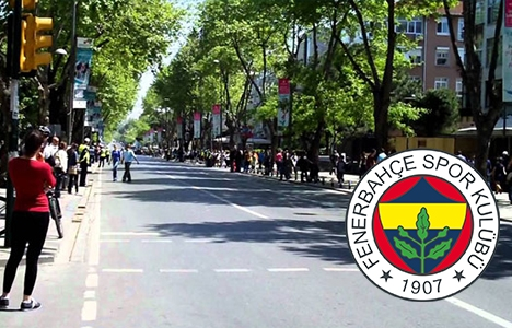 Fenerbahçe, Bağdat Caddesi'nden