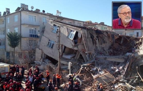 Elazığ'da deprem zincirinin son halkaları yaşanıyor!