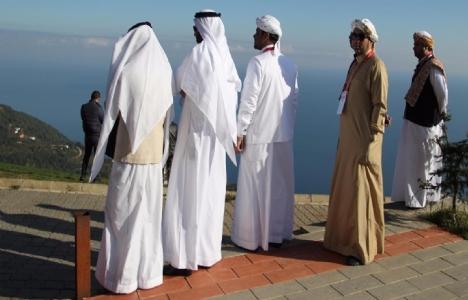 Araplar Ordu'da yer
