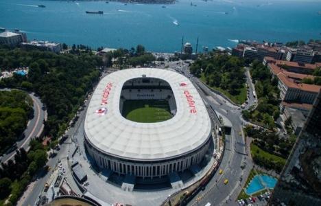 Beşiktaş Vodafone Park 407 milyona inşa edildi!