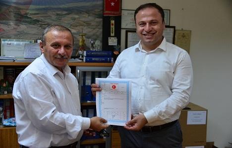 TOKİ'nin Erbaa projesinde devir işlemleri tamam!
