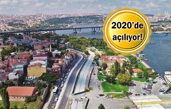 Eminönü-Alibeyköy Tramvay Hattı'nda