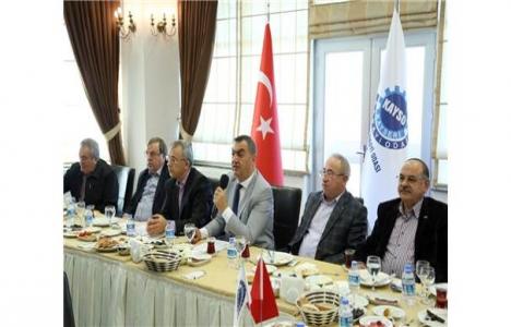 Kayseri'de inşaat sektörü