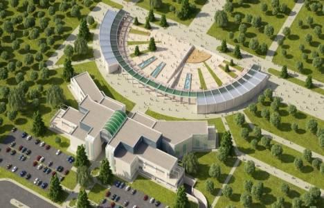 Kırklareli Üniversitesi kampüsüne 100 bin fidan dikildi!
