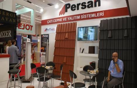Persan Türkiye'nin en modern ve yüksek kapasiteli fabrikasını kurdu!