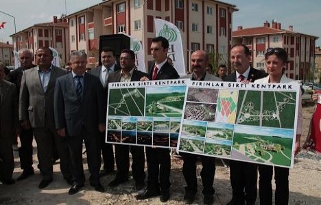 Edirne'de 72 dönümlük