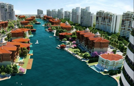 Bosphorus City'nin değerleme