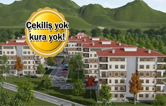 TOKİ'den 120 bin TL'ye daire fırsatı!