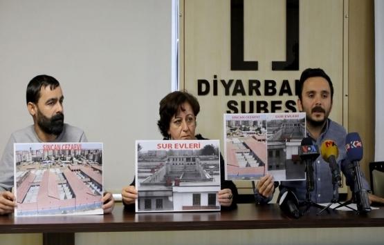 Mimarlar Odası: Sur'daki evler cezaevine benzedi!
