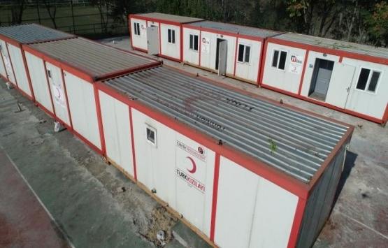 Konteyner veteriner fakültesi hastanesinin açılışı ertelendi!