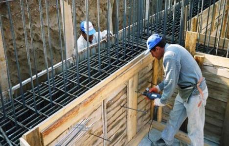 İnşaat sektöründe istihdam azalırken maaş arttı!