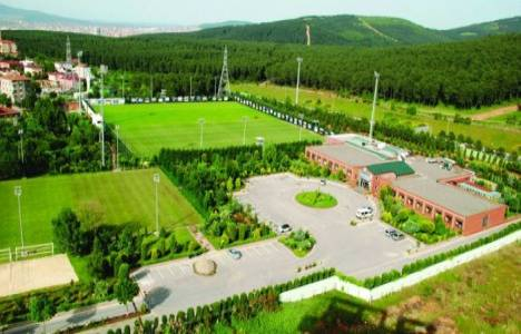 Fenerbahçe tesislerini Kurtköy'deki