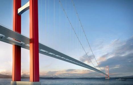 Çanakkale Köprüsü'ne Kore