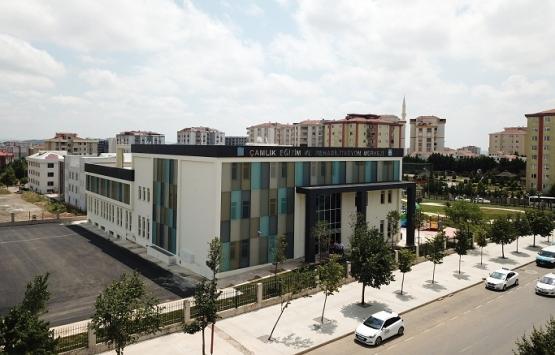 Pendik Çamlık Eğitim ve Rehabilitasyon Merkezi açılışa hazırlanıyor!