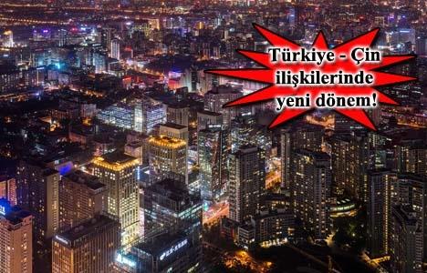 Türk müteahhitler Çin'de 350 milyon konut inşa edecek!