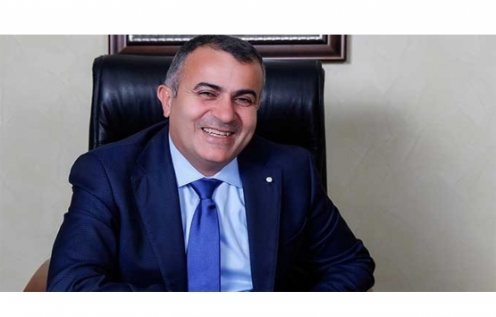 Abdülkadir Akkuş, DEİK Türkiye-Lübnan İş Konseyi Başkanlığı'na seçildi!
